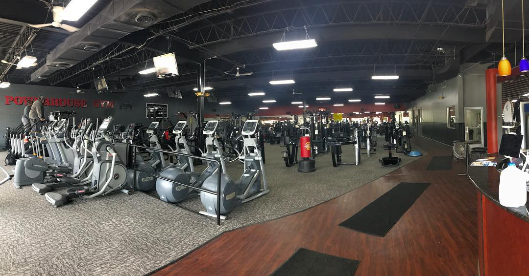 An Image of the Southfield, MI Powerhouse Gym Location