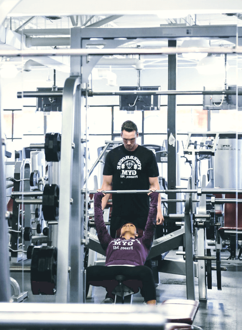An Image of the Fraser, MI Powerhouse Gym Location