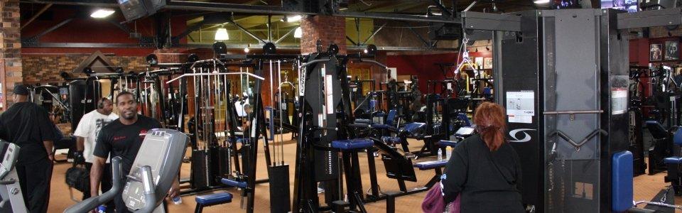 An Image of the Highland Park, MI Powerhouse Gym Location