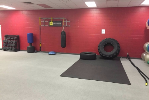 An Image of the Grand Haven, MI Powerhouse Gym Location