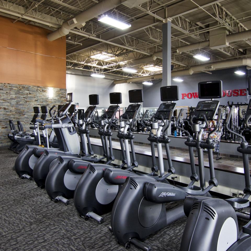 An Image of the Saline, MI Powerhouse Gym Location