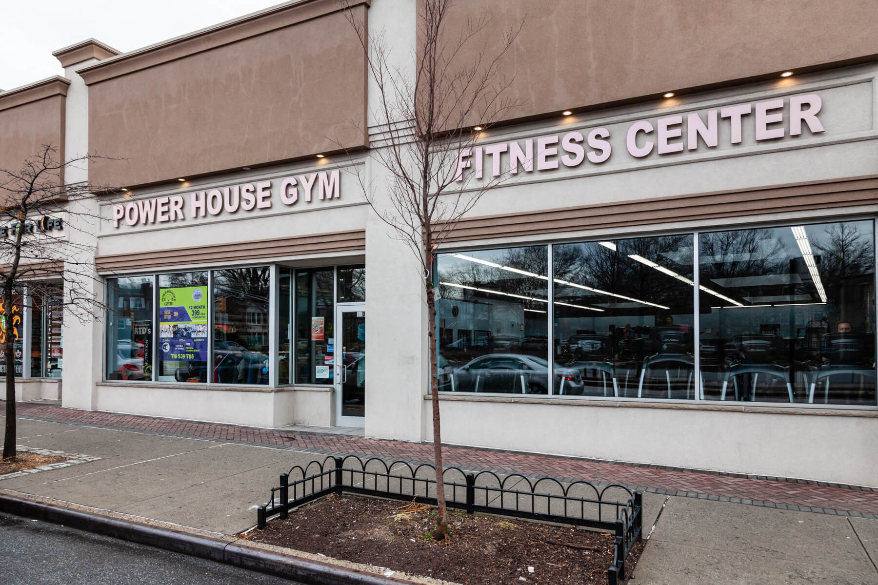 An Image of the Bayside, NY Powerhouse Gym Location
