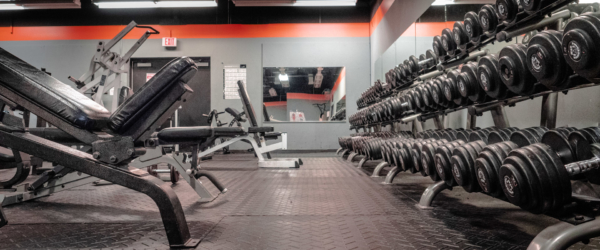 An Image of the Jackson, MI Powerhouse Gym Location