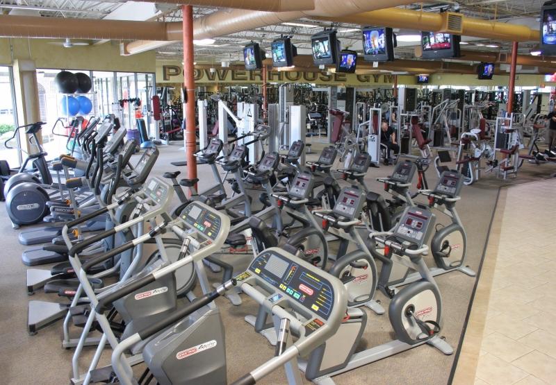 An Image of the Madison Hts, MI Powerhouse Gym Location