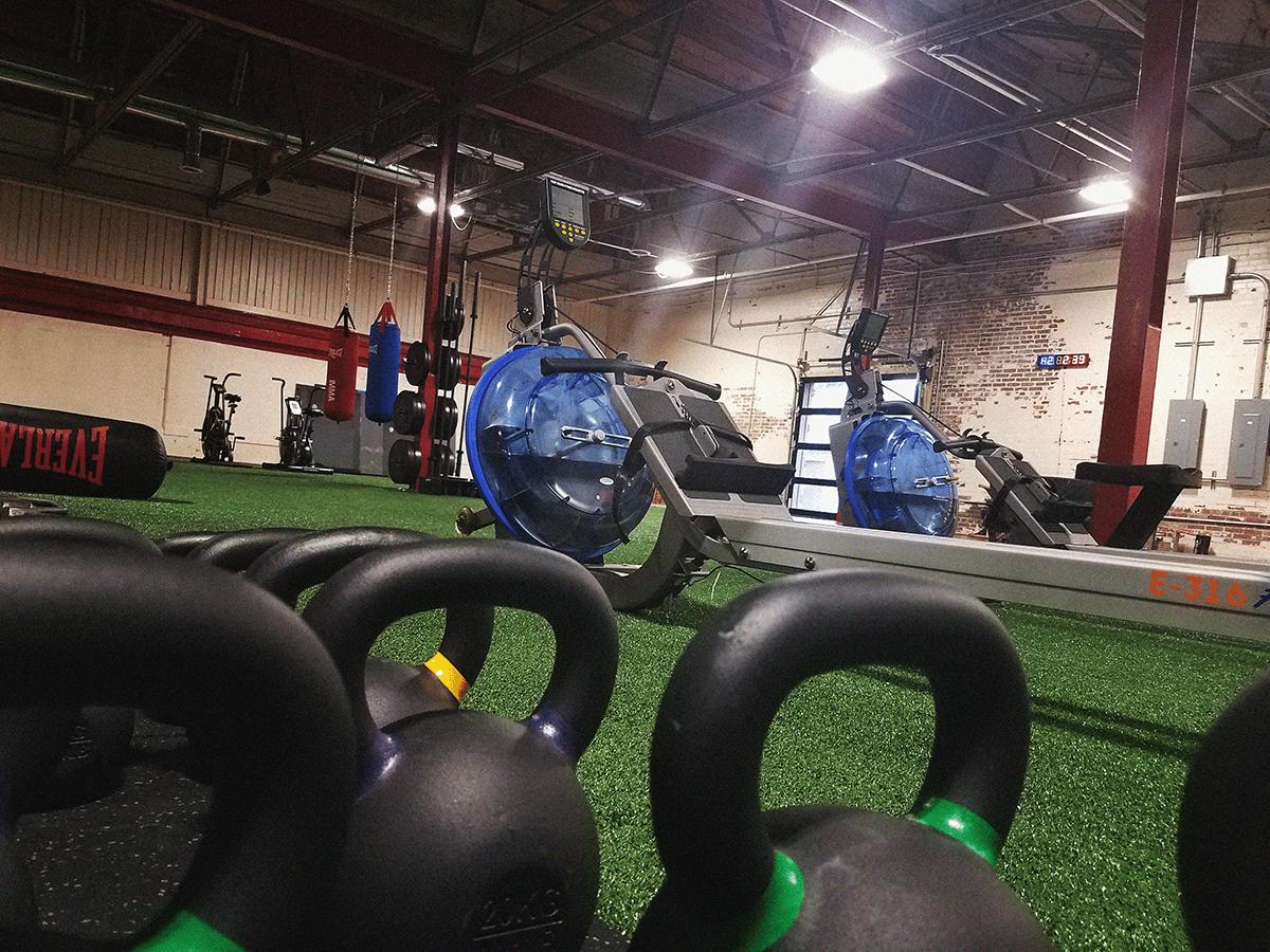 An Image of the Waynesboro, VA Powerhouse Gym Location