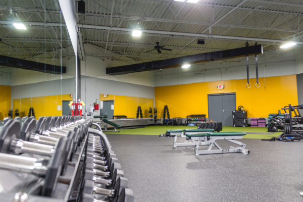 An Image of the East Lansing, MI Powerhouse Gym Location