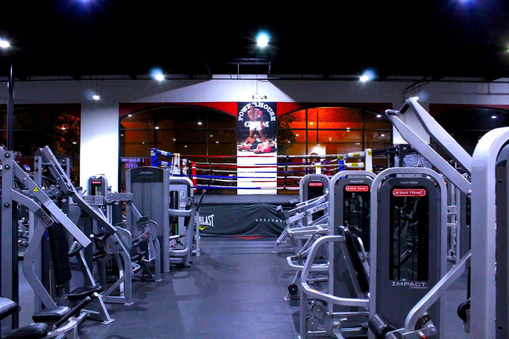 An Image of the Murrieta, CA Powerhouse Gym Location