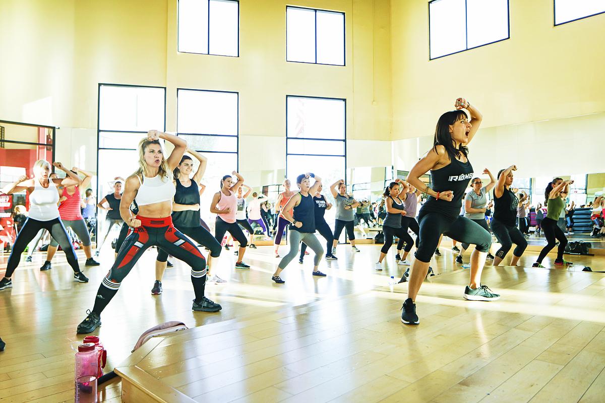 An Image of the Menifee, CA Powerhouse Gym Location