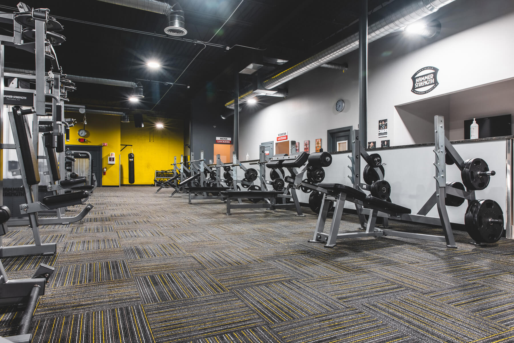 An Image of the Milford, MI Powerhouse Gym Location