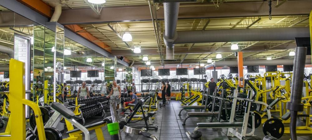 An Image of the Whippany, NJ Powerhouse Gym Location