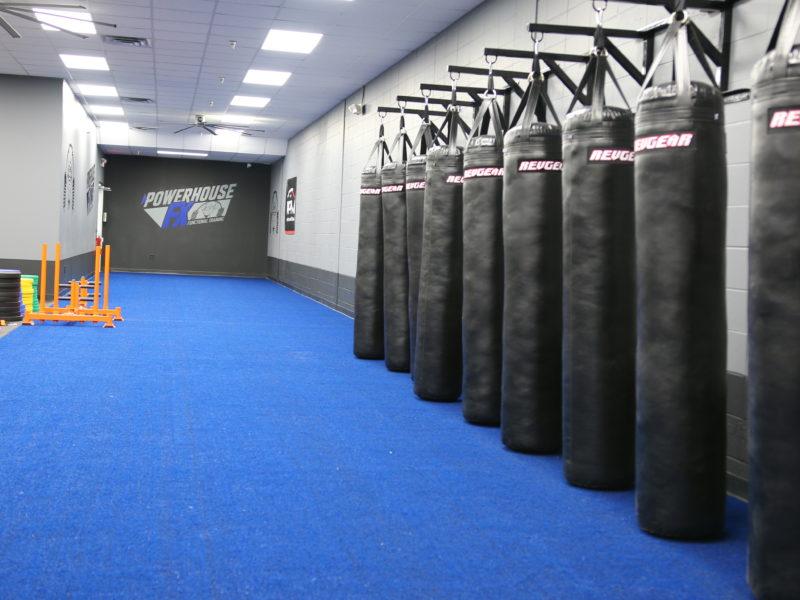 An Image of the Mahwah, NJ Powerhouse Gym Location
