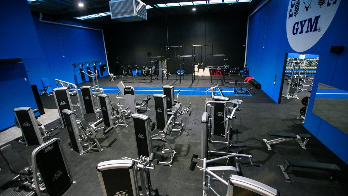 An Image of the Sunbury, Melbourne Powerhouse Gym Location