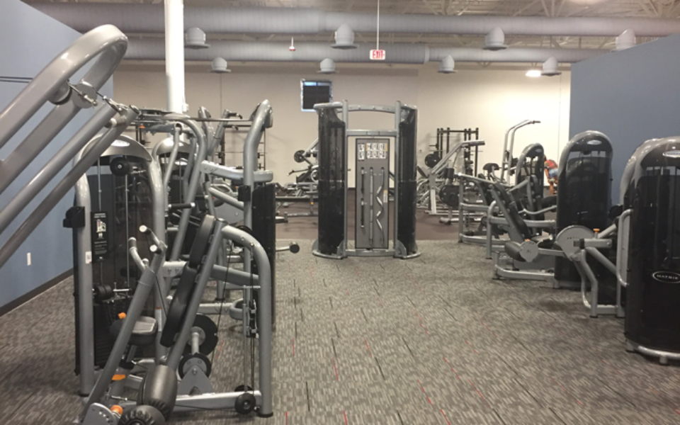 An Image of the Eastlake, OH Powerhouse Gym Location