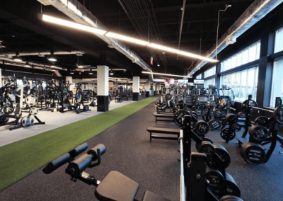 An Image of the Fort Lauderdale, FL Powerhouse Gym Location