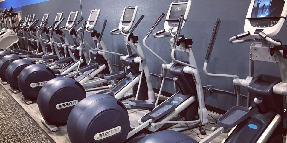 An Image of the Newton, NJ Powerhouse Gym Location
