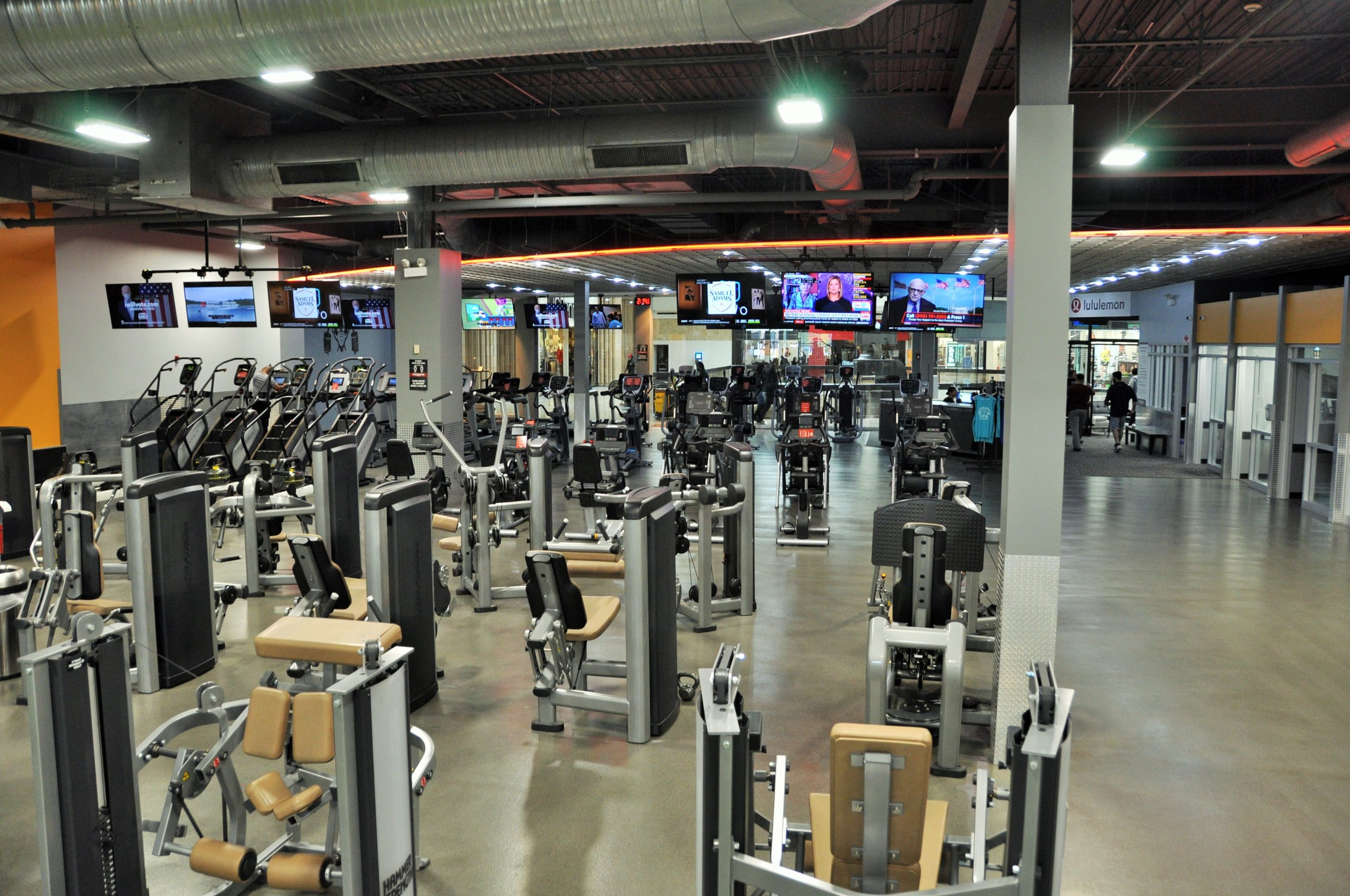 An Image of the Dearborn, MI Powerhouse Gym Location