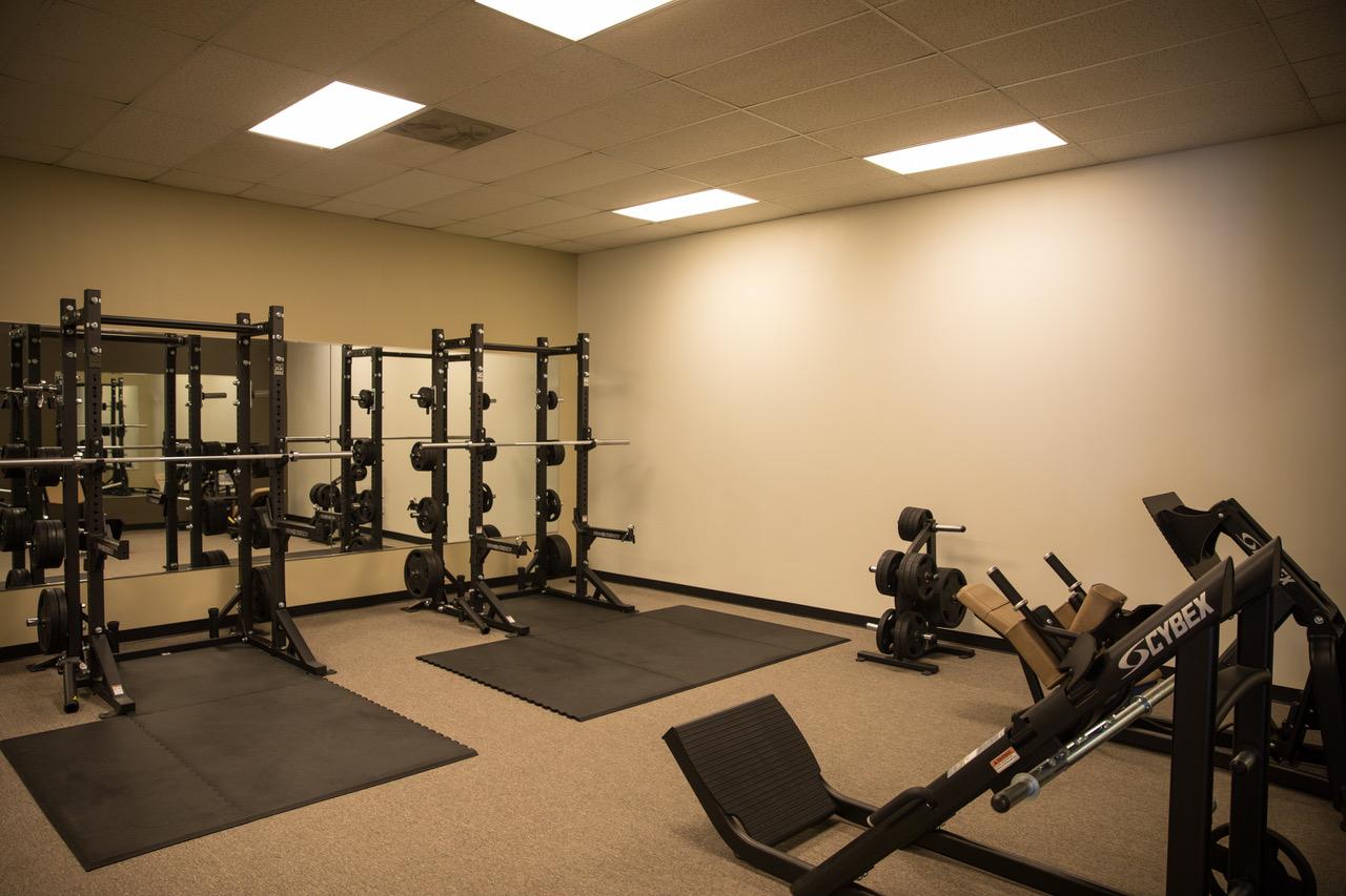 An Image of the Kalamazoo, MI Powerhouse Gym Location