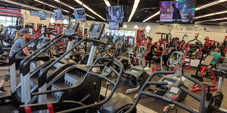 An Image of the Baldwinsville, NY Powerhouse Gym Location