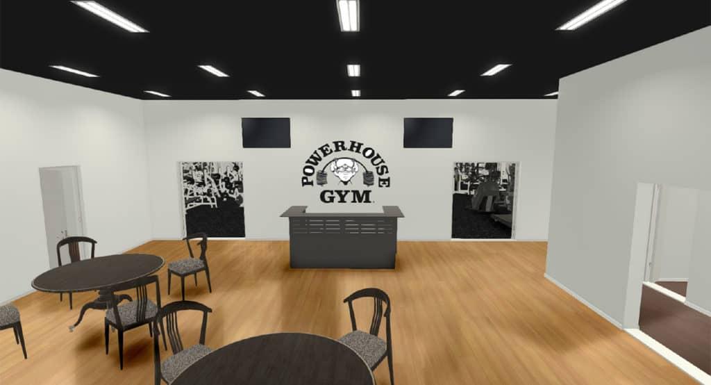 An Image of the Granbury, TX Powerhouse Gym Location