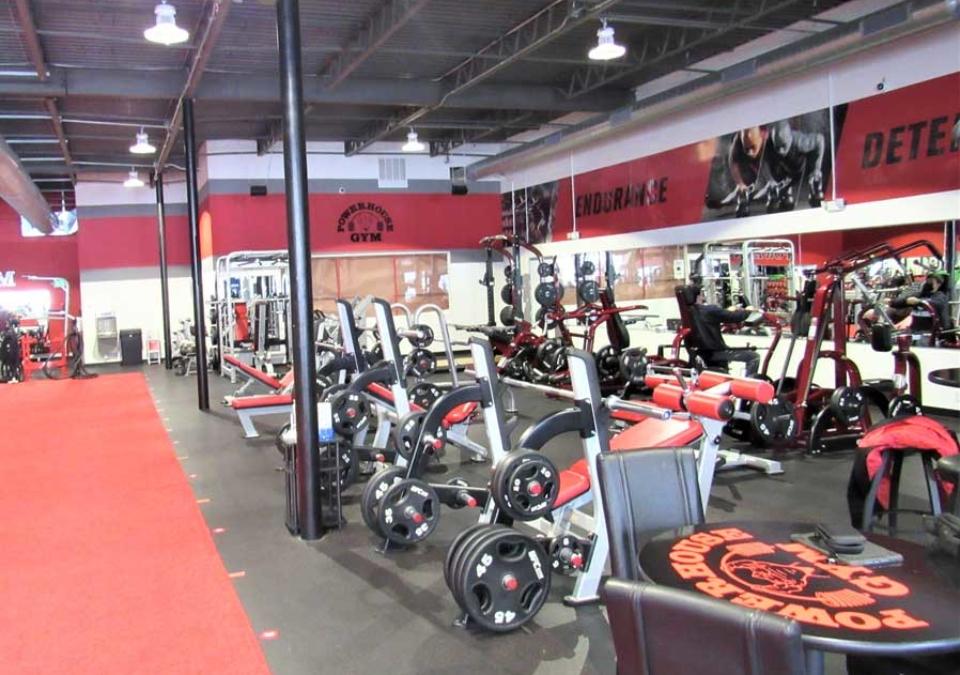 An Image of the Mahopac, NY Powerhouse Gym Location