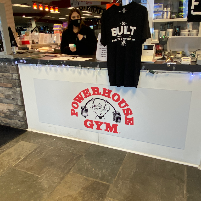 An Image of the Brewster, NY Powerhouse Gym Location