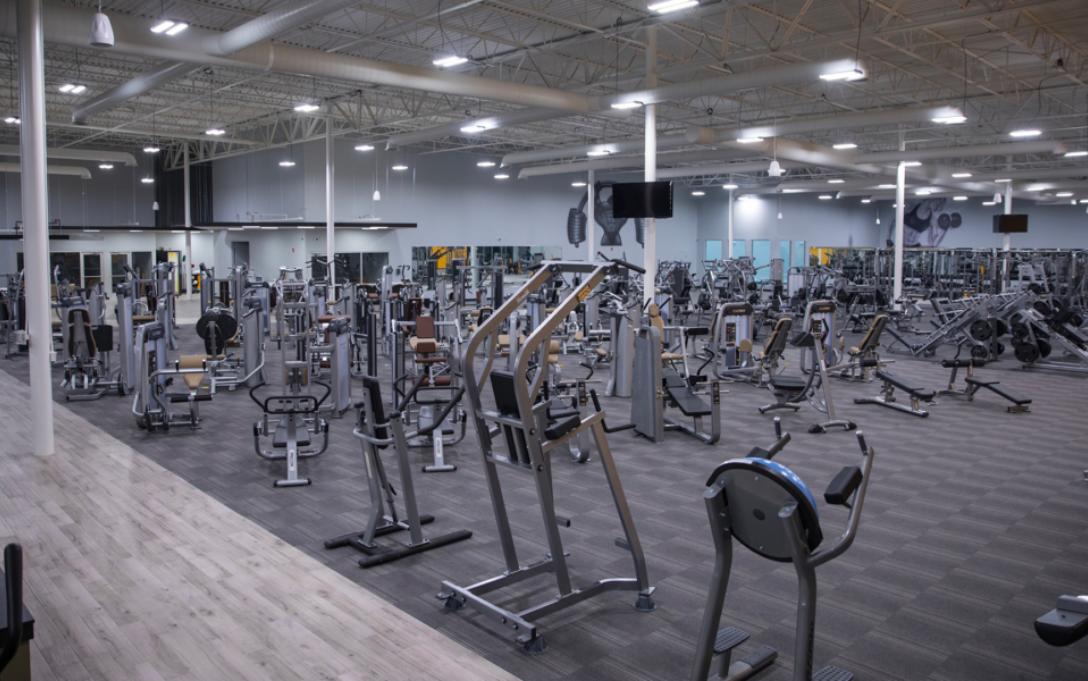 West Bloomfield Mi Powerhouse Gym