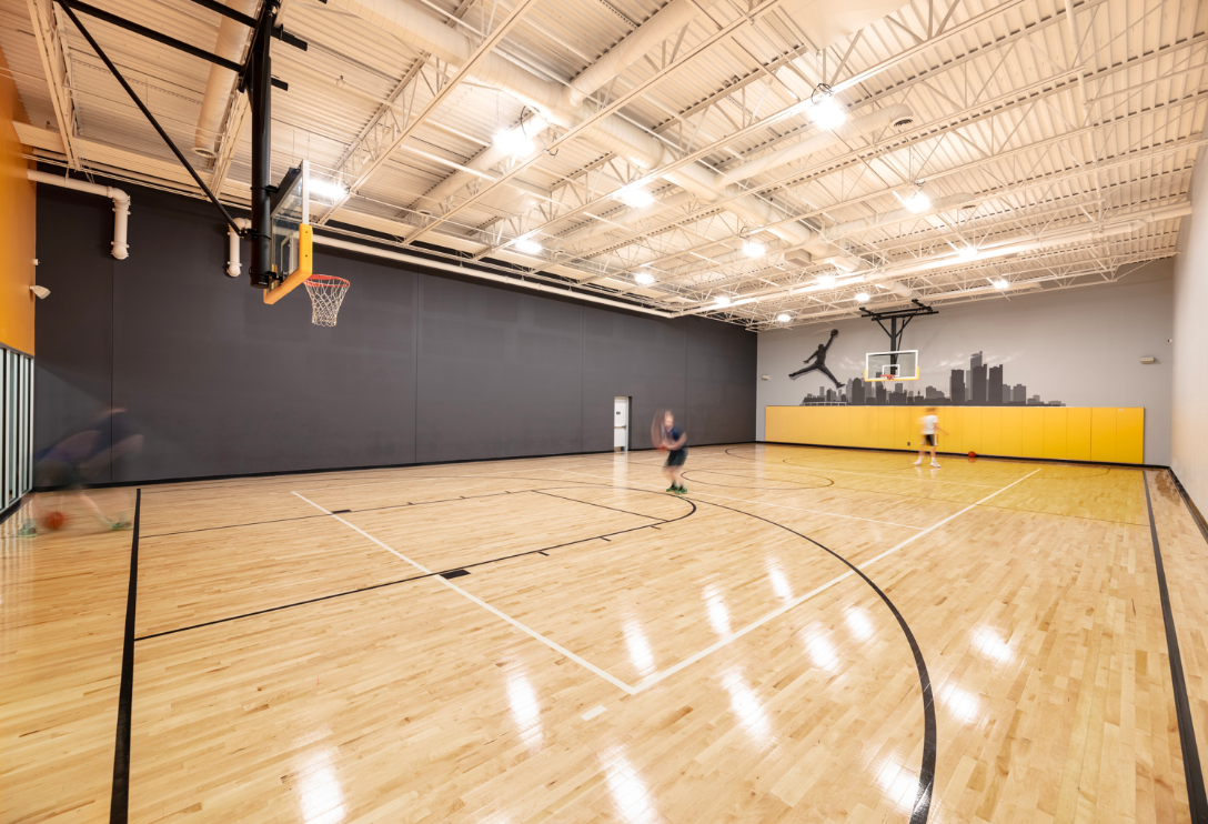 An Image of the West Bloomfield, MI Powerhouse Gym Location