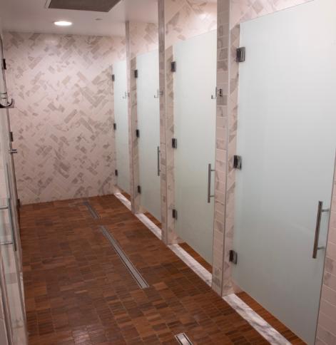 Private Locker Rooms